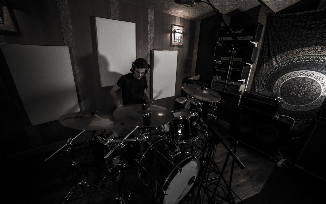 BRONCE Recording Session