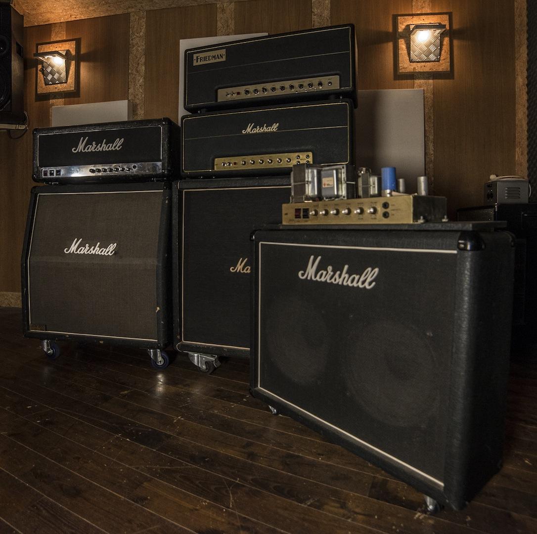Marshall Amps