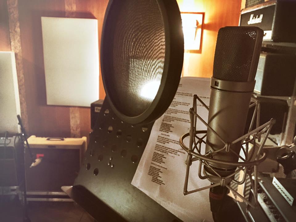 PolarJacket Recording Session