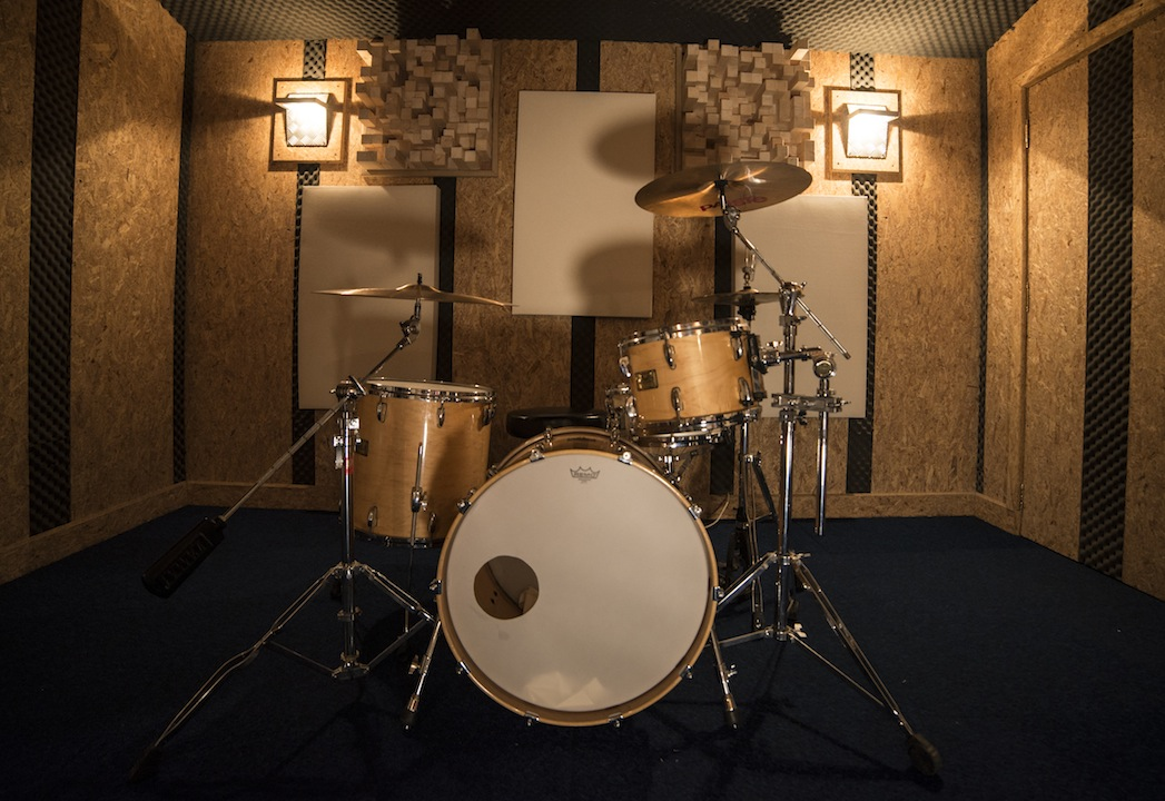 Pearl Masters Custom Maple Drum
