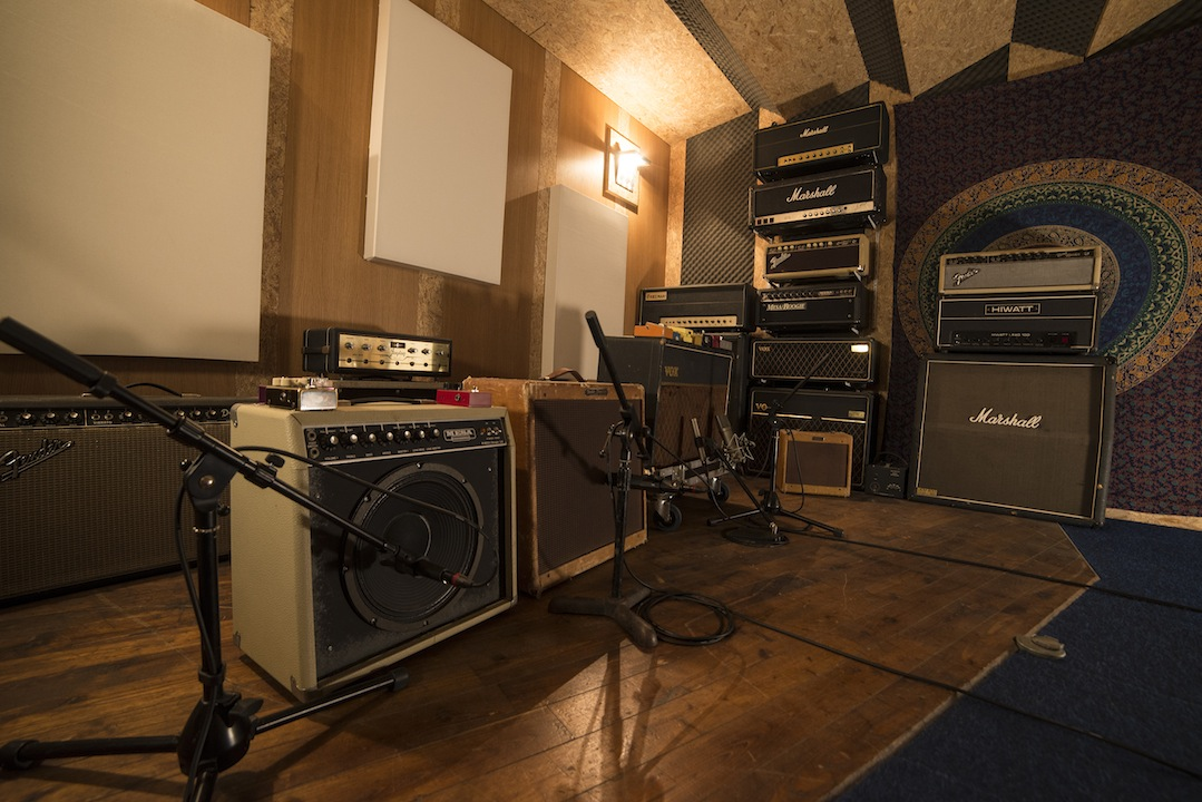Amp Recording