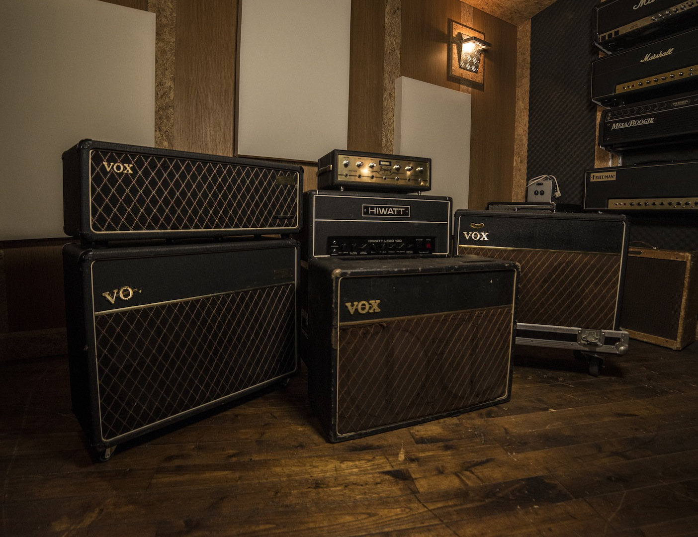 Vox JMI / Hiwatt / Faylon Amps